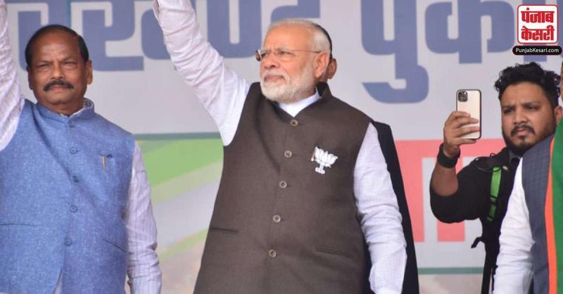 कांग्रेस कभी गठबंधन के भरोसे पर खरा नहीं उतरती : नरेन्द्र मोदी