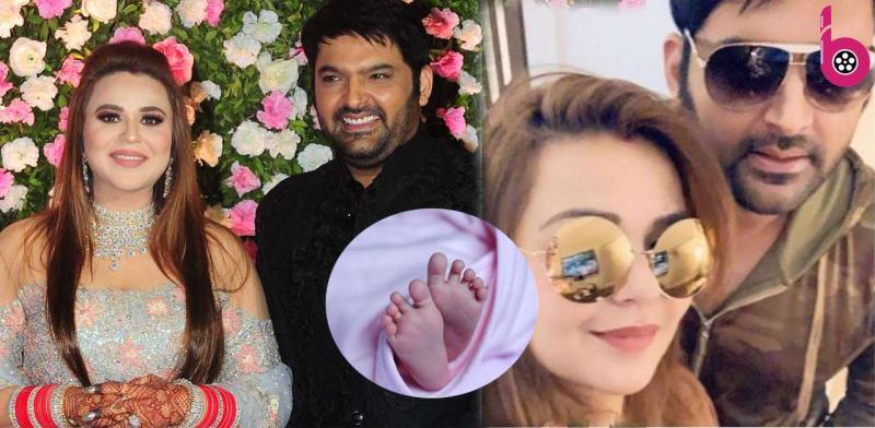 कपिल शर्मा बने पापा, पत्नी गिन्नी चतरथ ने दिया नन्ही परी को जन्म