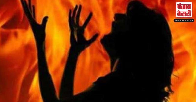 उत्तर प्रदेश : फतेहपुर में दोहराया गया 'उन्नाव कांड', बलात्कार के बाद पीड़िता को जिंदा जलाया