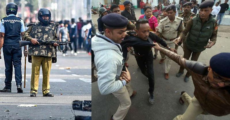 असम में हालात काबू में, 85 लोगों को गिरफ्तार किया गया: डीजीपी