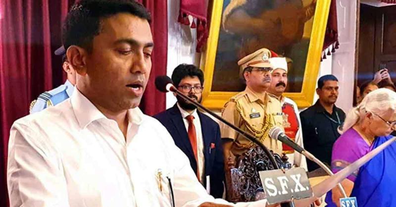 खुद को उत्तर प्रदेश का मंत्री बताकर गोवा में अतिथि बना रहा व्यक्ति, गिरफ्तार