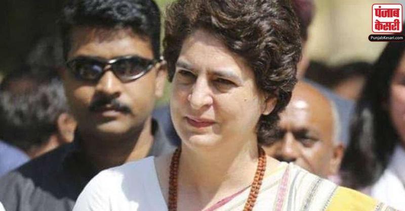 हम संघर्ष करते रहेंगे और देश की आवाज उठाते रहेंगे : प्रियंका गांधी
