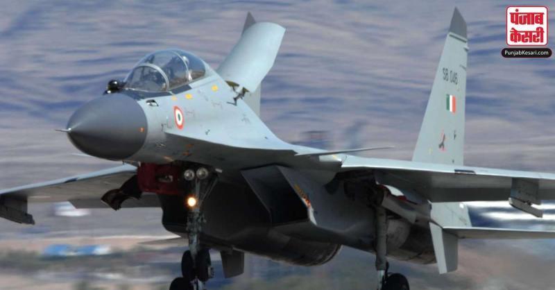 सुखोई-30 को 20 जनवरी को वायुसेना के बेड़े में किया जाएगा शामिल