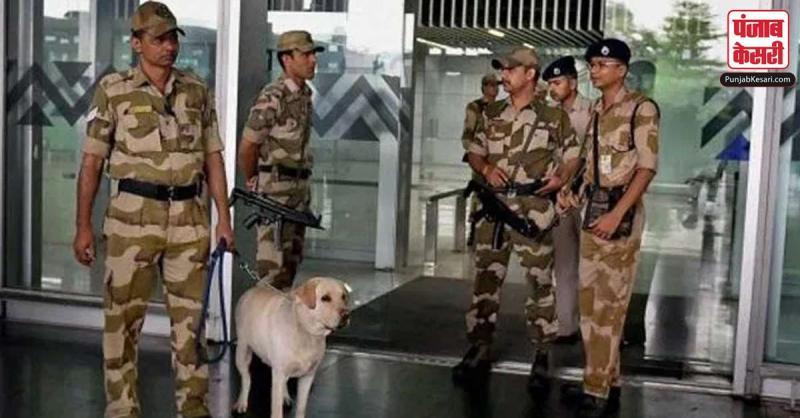 श्रीनगर और जम्मू हवाई अड्डे की सुरक्षा की जिम्मेदारी अब सीआईएसएफ संभालेगा