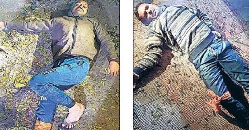 उत्तर प्रदेश: दुष्कर्म पीड़िता की मां पर हमला करने वाले 2 गिरफ्तार