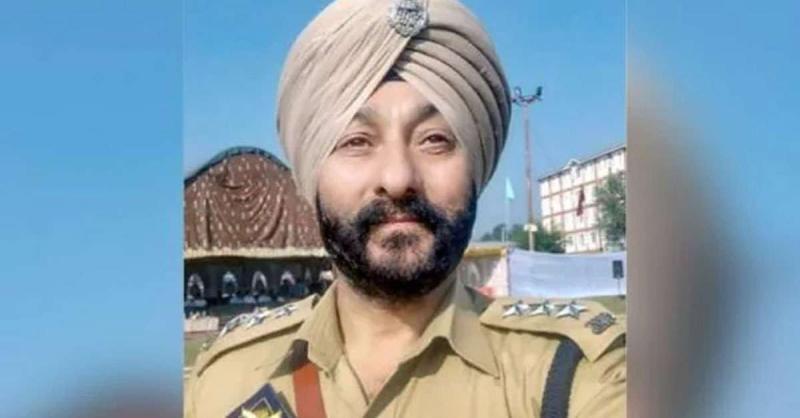 गिरफ्तार DSP देवेंद्र सिंह से श्रीनगर में पूछताछ करेगी NIA टीम