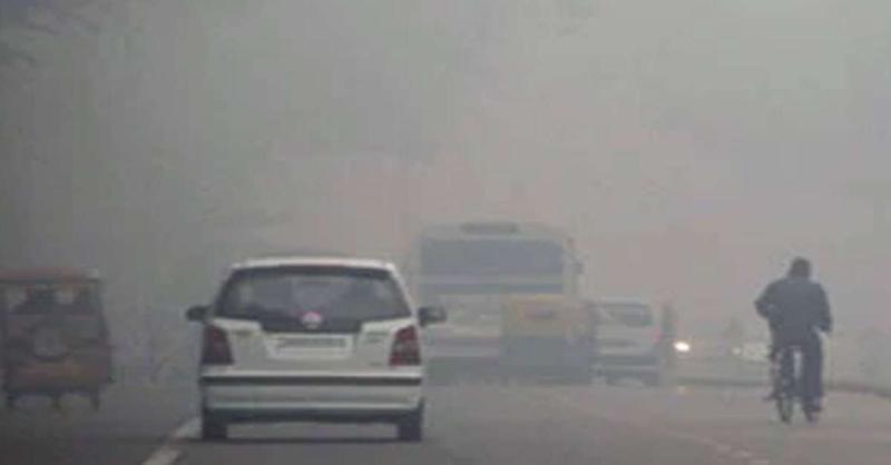 पंजाब और हरियाणा में घना कोहरा से यातायात प्रभावित