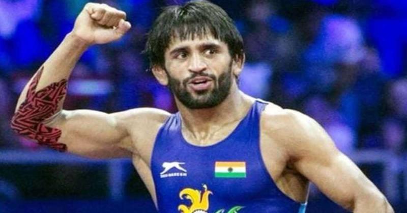 बजरंग, रवि कुमार ने स्वर्ण पदक जीते