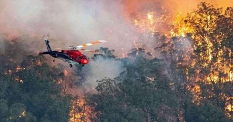 जगंलो में आग की मार के बाद अब ऑस्ट्रेलिया में आंधी-तूफान, ओलावृष्टि का कहर