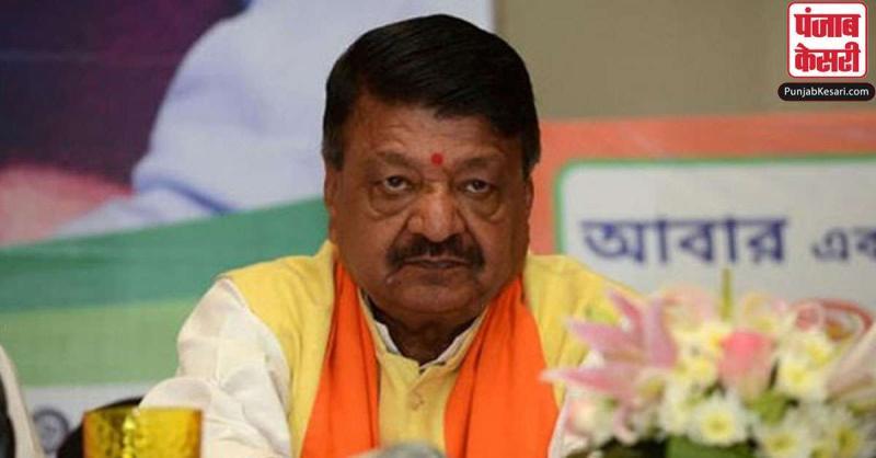 BJP महासचिव कैलाश विजयवर्गीय ने खान-पान का तरीका देख मजदूरों को बताया बांग्लादेशी