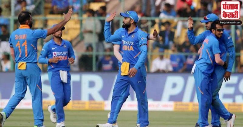 भारत ने न्यूजीलैंड को 6 विकेट से हराया, सीरीज में 1-0 से आगे