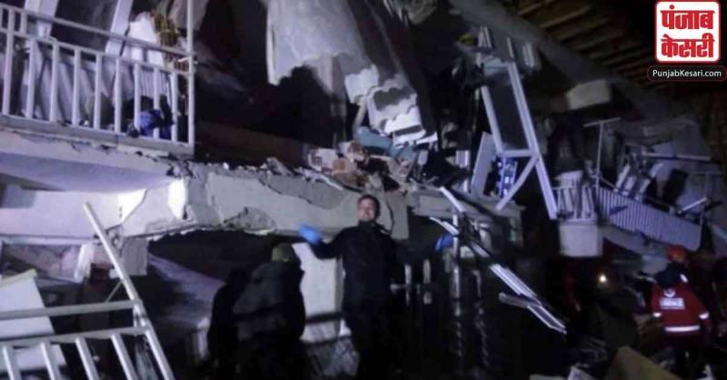 तुर्की में 6.8 तीव्रता का भूकंप, 18 लोगों की मौत