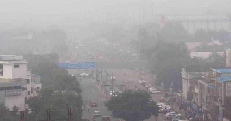 दिल्ली में 5 डिग्री नीचे लुढ़का पारा