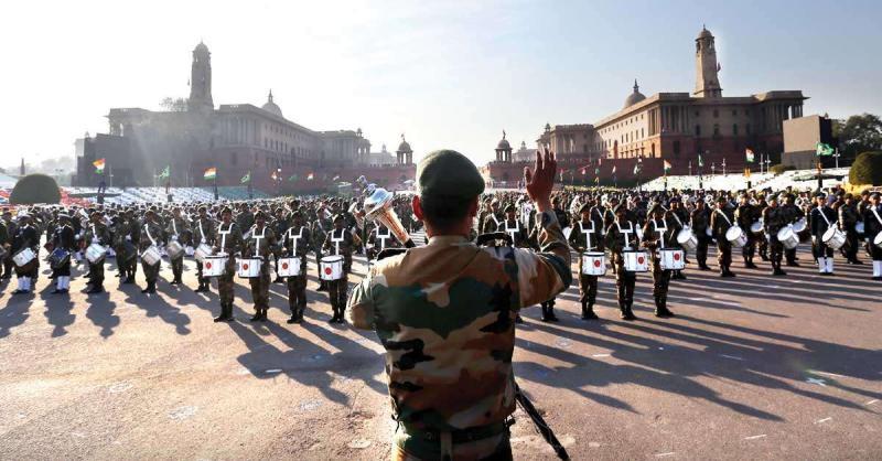 बॉर्डर से लेकर राजपथ तक, जमीन से आसमान तक सुरक्षा अभेद्य