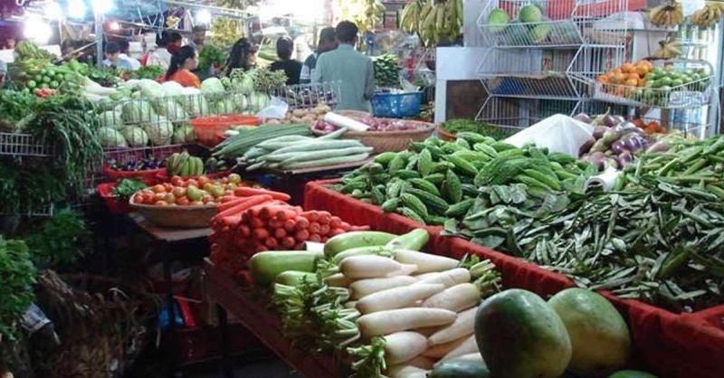 सब्जी उत्पादन में पश्चिम बंगाल सबसे आगे