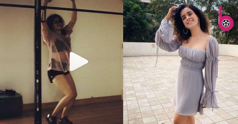 वीडियो में सान्या मल्होत्रा ने दिखाए किलर डांस मूव्स , सबने की तारीफ पर सुनील गोवर ने कर दिया जबरदस्त ट्रोल