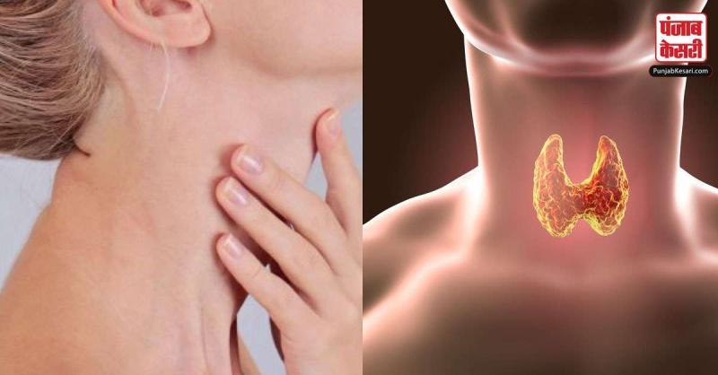यहां जानें क्या होते हैं थायराइड के लक्षण और इस बीमारी से बचने के कुछ तरीके