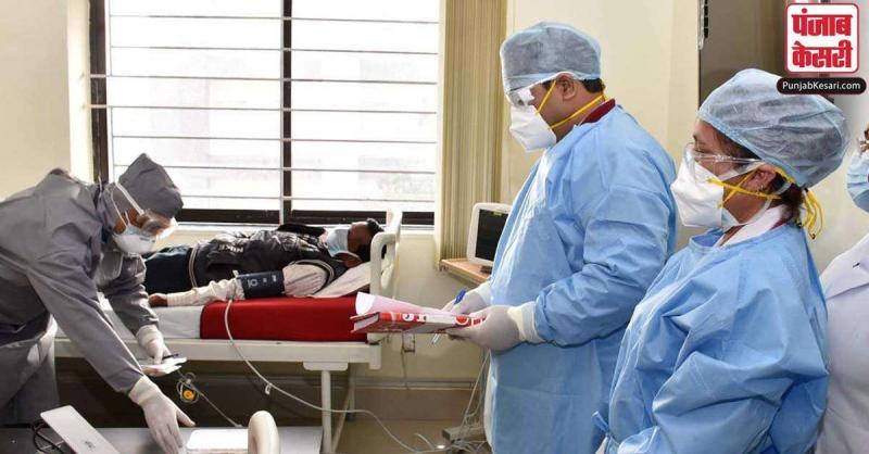 उत्तर प्रदेश : आगरा में कोविड-19 के 5 नये मामलें आए सामने, संक्रमितों की संख्या बढ़कर 89 हुई