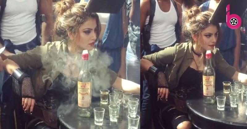 जब उर्वशी रौतेला ठीक से नहीं पी पाई सिगार तो हुई ऐसी भयानक दुर्दशा,अब वीडियो हुआ वायरल