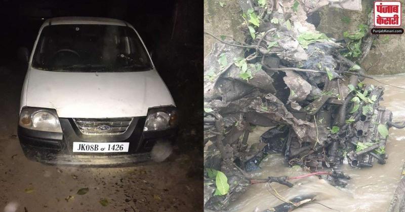 पुलवामा में हमले की बड़ी साजिश को सुरक्षाबलों ने किया नाकाम, विस्फोटक से लदी गाड़ी लेकर जा रहे थे आतंकी