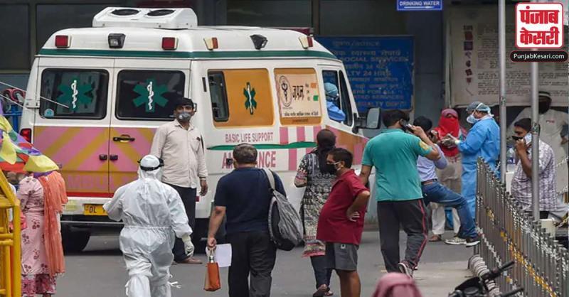 बीते 24 घंटों में दिल्ली में कोरोना के 1330 नए मामले आए सामने , मौत का आंकड़ा 708 पहुंचा