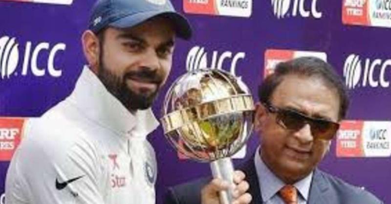 सुनील गावस्कर ने कहा- रिचर्ड्स की तरह बल्लेबाजी करते हैं कोहली