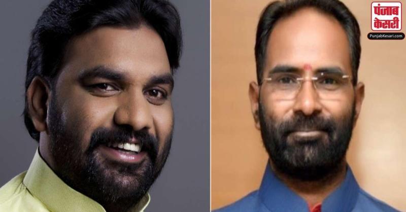 बिहार विधान परिषद चुनाव के लिए BJP ने सम्राट चौधरी और संजय प्रकाश को बनाया उम्मीदवार