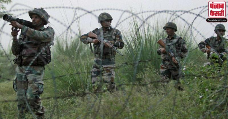 पाकिस्तान द्वारा सीजफायर उल्लंघन में भारतीय सेना का एक जवान शहीद