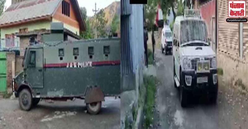 जम्मू-कश्मीर के सोपोर में सुरक्षा बलों और आतंकियो के बीच एनकाउंटर, दो आतंकवादी ढेर