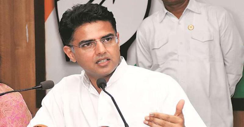राहुल गांधी को पुनः पार्टी अध्यक्ष की जिम्मेदारी संभाल लेनी चाहिए : सचिन पायलट