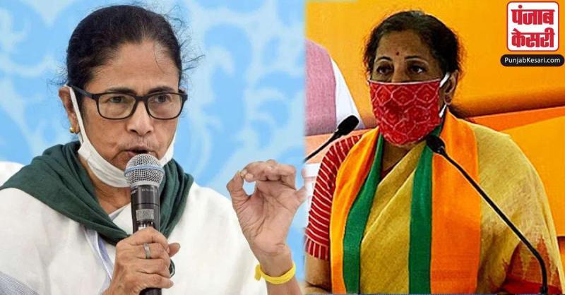 वित्तमंत्री का ममता सरकार पर आरोप - आंकड़े नहीं देने की वजह से बंगाल को प्रवासी रोजगार योजना का लाभ नहीं