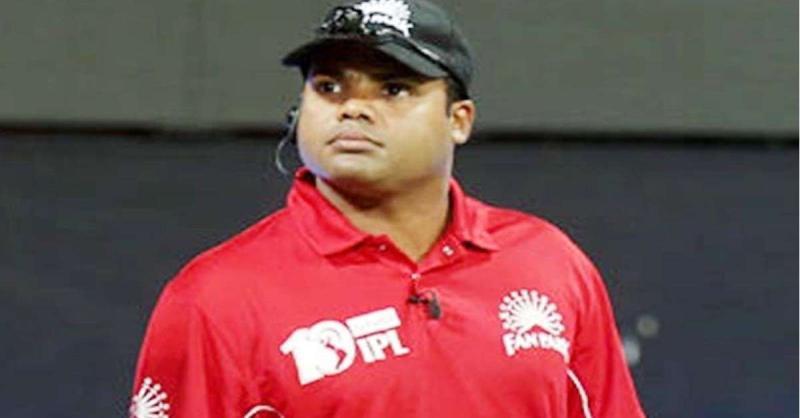 ICC के एलीट पैनल में शामिल हुए भारतीय अंपायर नितिन मेनन