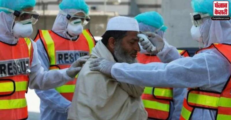 कोरोना : पाकिस्तान में कोरोना के 2,846 नए मामलों की पुष्टि, संक्रमितों का आंकड़ा 2,09,337 तक पहुंचा