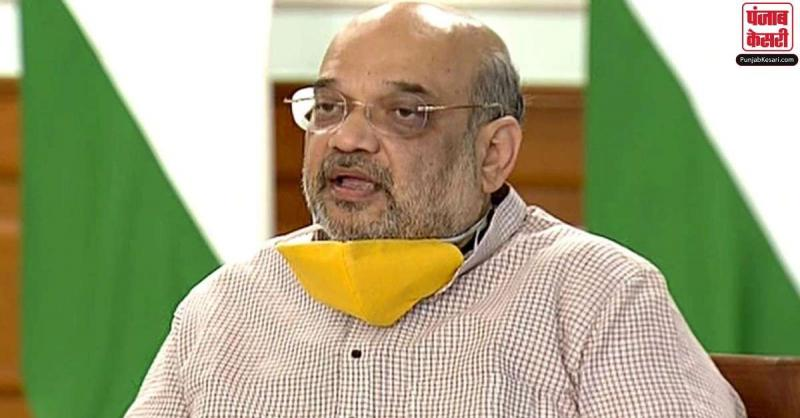 PM मोदी की संवेदनशीलता दिखती है प्रधानमंत्री गरीब कल्याण अन्न योजना का विस्तार : अमित शाह
