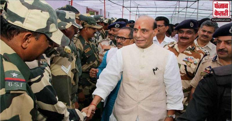 सैन्य तैयारियों का जायजा लेने के लिए रक्षा मंत्री राजनाथ सिंह शुक्रवार को कर सकते है लद्दाख दौरा