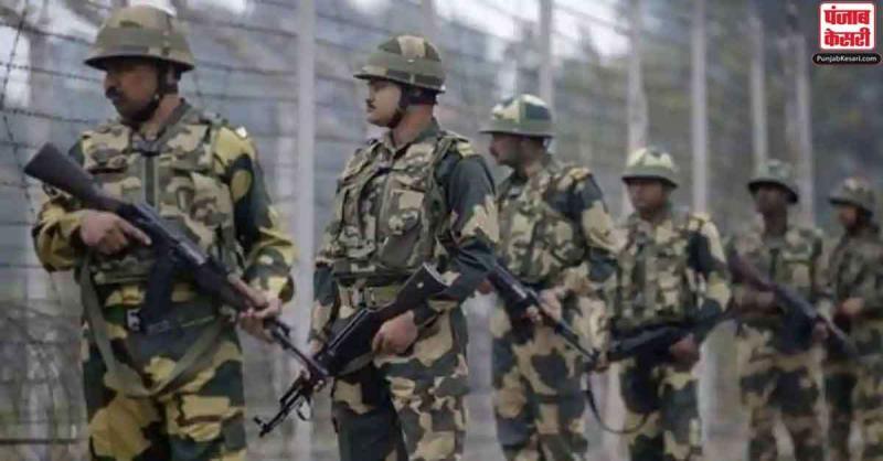 जम्मू-कश्मीर के पुंछ में पाकिस्तानी सेना ने एक बार फिर किया संघर्ष विराम का उल्लंघन
