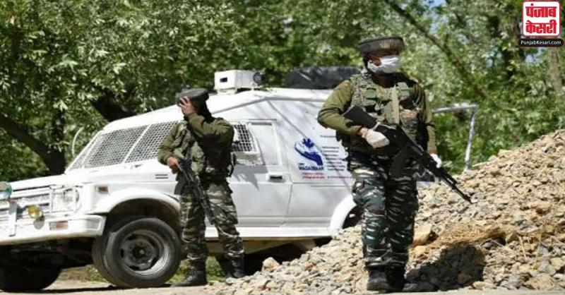 जम्मू-कश्मीर : श्रीनगर में मुठभेड़ में CRPF का एक जवान शहीद, एक आतंकवादी भी ढेर