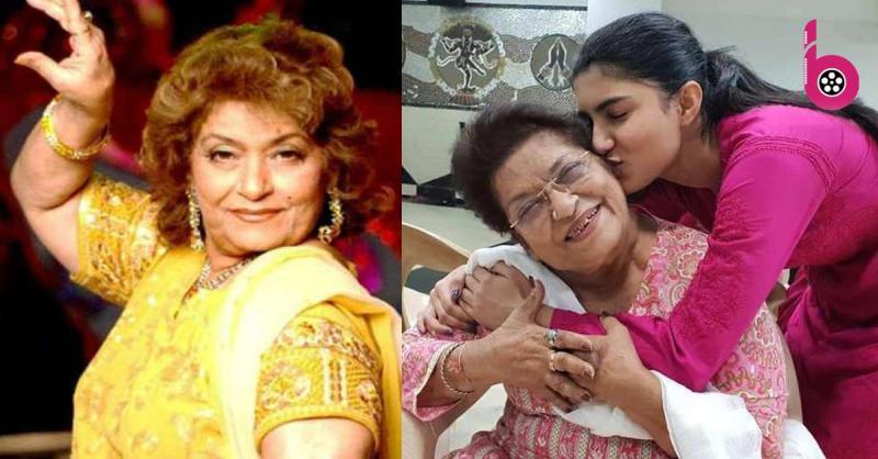 सरोज खान ने महज 13 साल की उम्र में की थी 41 साल के शख्स से शादी,बेहद दर्द भरी थी शादीशुदा जिंदगी