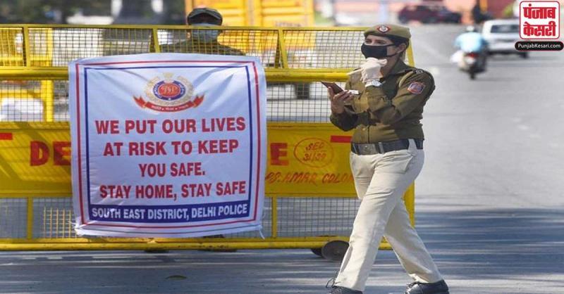 कोविड-19 से दिल्ली पुलिस के एक और सब - इंस्पेक्टर की मौत, अब तक 11 कर्मियों की हो चुकी है मौत