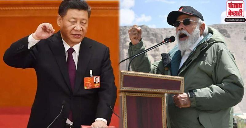 मोदी की लद्दाख यात्रा पर तिलमिलाए चीन ने कहा - हमें विस्तारवादी कहना आधारहीन