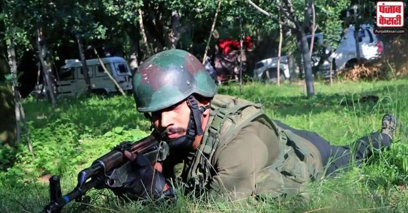 जम्मू-कश्मीर : कुलगाम में सुरक्षाबलों ने मुठभेड़ में एक आतंकवादी को किया ढेर
