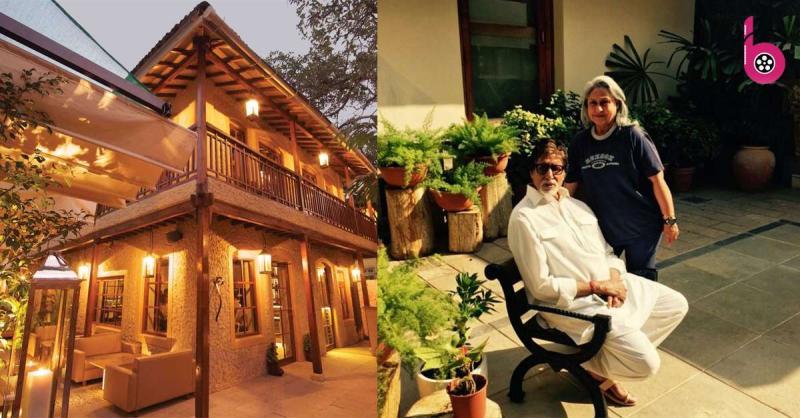 अमिताभ बच्चन के सपनों का घर अंदर से दिखता है कुछ ऐसा, देखिए 'जलसा' की शानदार तस्वीरें