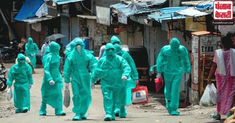 महाराष्ट्र में कोरोना की सबसे बड़ी उछाल , 7,074 नए मामलों के साथ संक्रमितों का आंकड़ा 2 लाख के पार