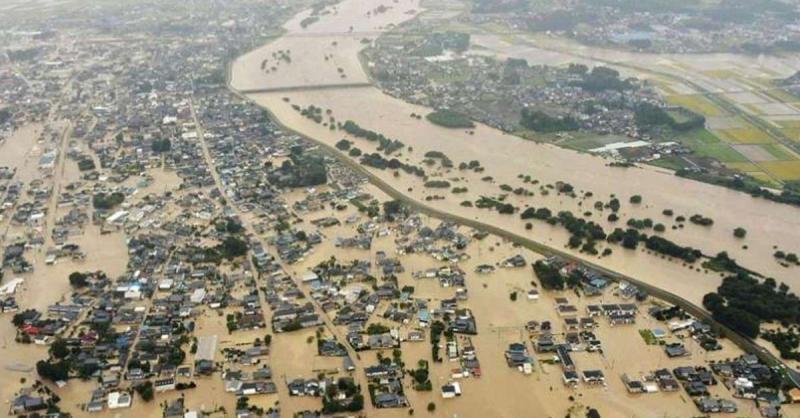 दक्षिणी जापान में बारिश और बाढ़ का कहर, अब तक करीब 40 की मौत, कई क्षेत्रों में भारी बारिश का अलर्ट