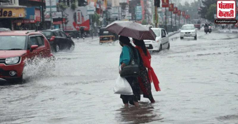 मुम्बई में तीन दिन बाद भारी बारिश से लोगों को निजात, मध्यम वर्षा जारी