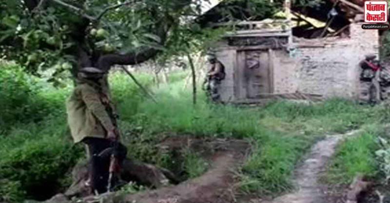 पुलवामा में एनकाउंटर के दौरान सुरक्षा बलों ने 1 आतंकी मार गिराया, सेना का एक जवान भी हुआ शहीद