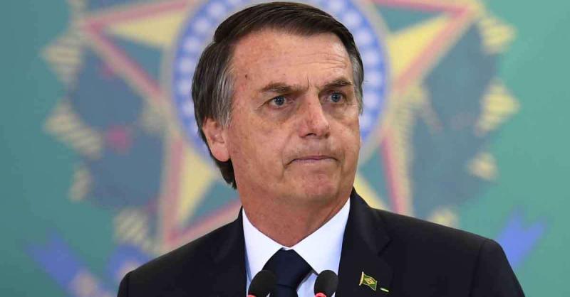 ब्राजील के राष्ट्रपति बोलसोनारो की हुई कोविड-19 की जांच, आज आयेगी रिपोर्ट