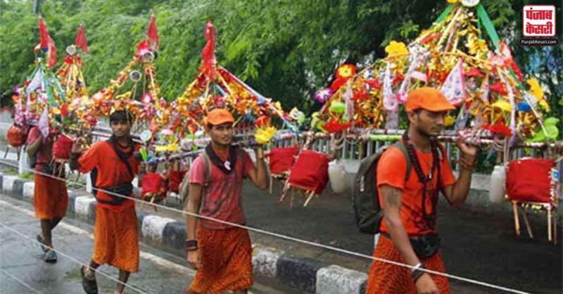 कांवड़ियों के प्रवेश को रोकने के लिए जिला प्रशासन ने मुजफ्फरनगर और शामली की सीमाएं सील की