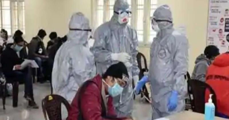कोरोना : गौतमबुद्ध नगर में कोरोना के 104 नए केस, संक्रमितों का आंकड़ा 2,935 तक पहुंचा