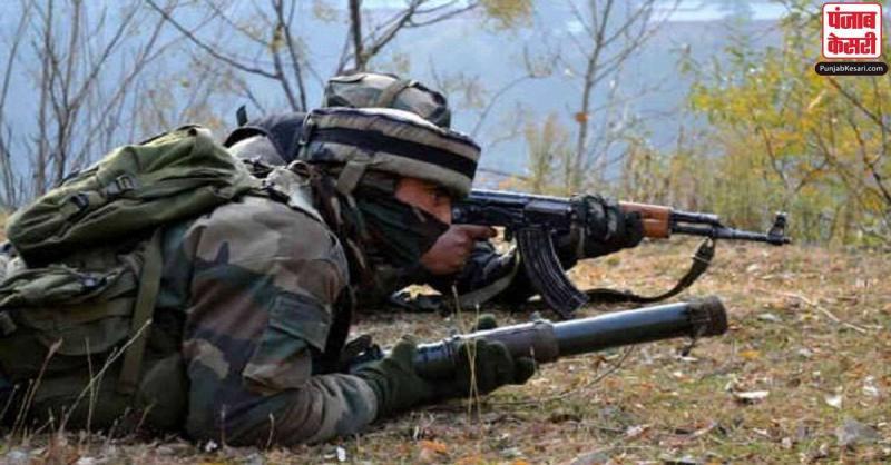 जम्मू-कश्मीर : पुंछ में पाकिस्तानी सैनिकों की गोलीबारी में एक महिला की मौत, दो नागरिक घायल